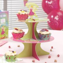 Fairy Princess Cup Cake Stand